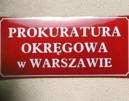 fot. Prokuratura Okręgowa w Warszawie