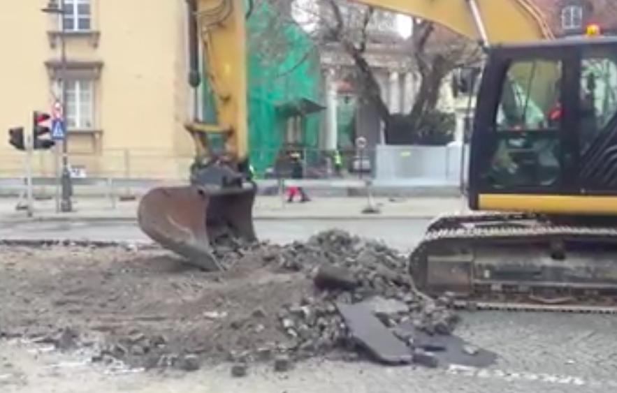 fot. Pełnomocnik Warszawy ds. komunikacji rowerowej