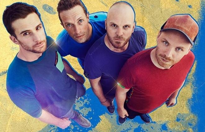 fot. Coldplay (Facebook)