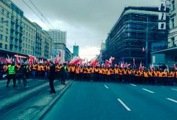 fot. Marsz Niepodległości
