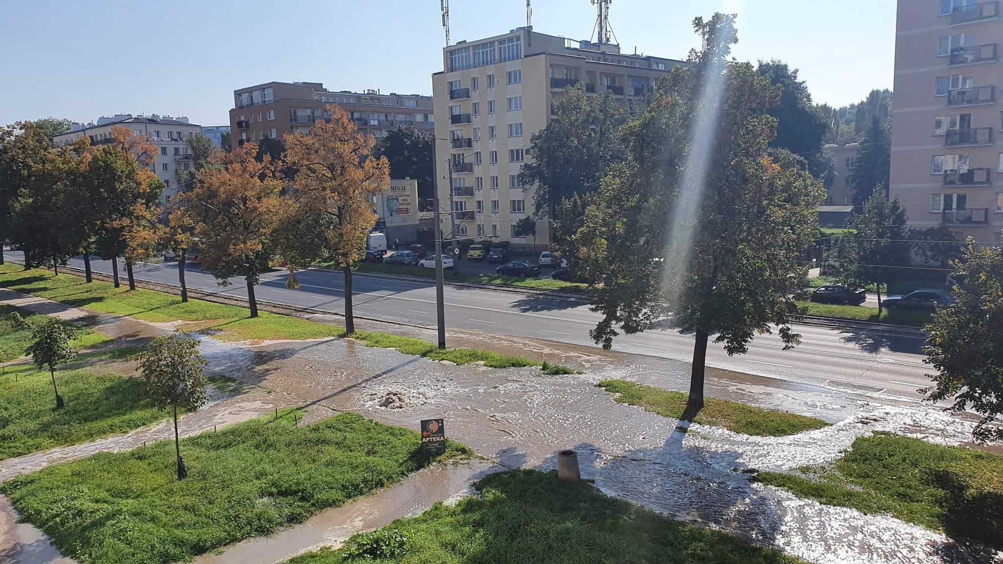 fot. Twitter/Marek Borkowski/radny dzielnicy Praga-Południe