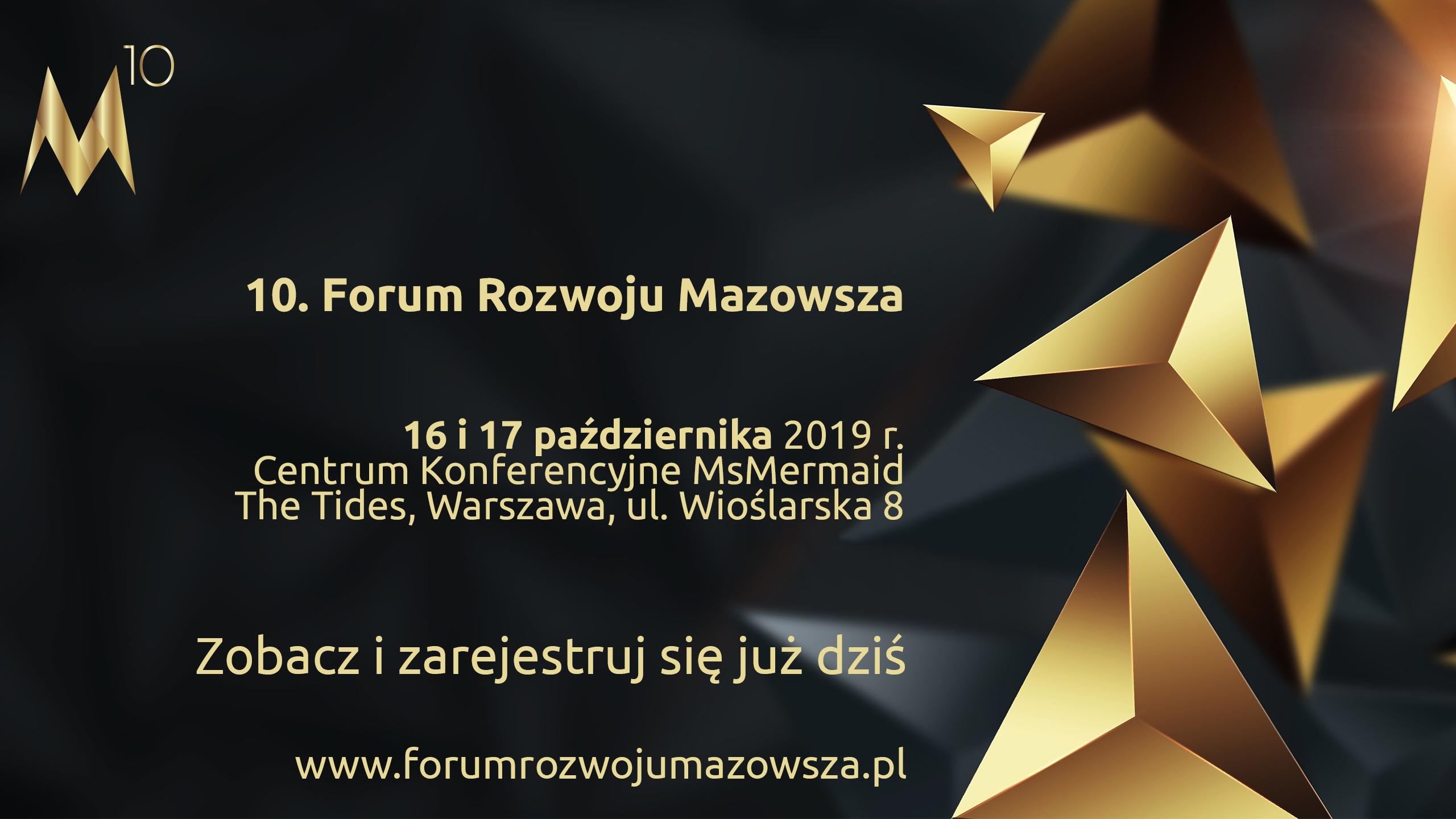 fot.Forum Rozwoju Mazowsza